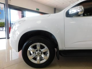 2016 Holden Colorado 7 RG MY16 LTZ White 6 Speed Sports Automatic Wagon