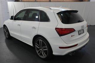 2015 Audi SQ5 8R MY15 TDI Tiptronic Quattro White 8 Speed Sports Automatic Wagon