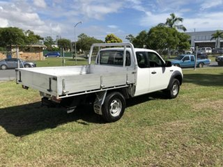 2008 Ford Ranger 4x2 White Manual Spacecab