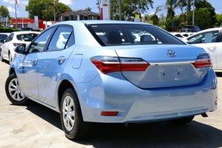 2019 Toyota Corolla ZRE172R Ascent S-CVT Blue Mist 7 Speed Constant Variable Sedan.