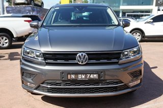 2018 Volkswagen Tiguan 5NA MY18 162 TSI Sportline Grey 7 Speed Auto Direct Shift Wagon