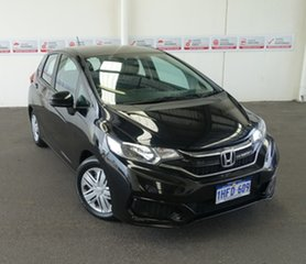 2018 Honda Jazz GK MY18 VTi Blue Continuous Variable Hatchback.