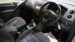 2015 Volkswagen Tiguan 5N MY15 132TSI DSG 4MOTION Silver 7 Speed Sports Automatic Dual Clutch Wagon