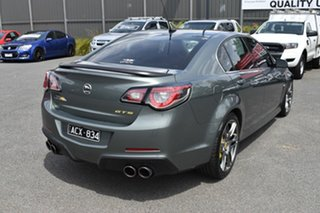 2015 Holden Special Vehicles GTS Gen-F MY15 Grey 6 Speed Sports Automatic Sedan.