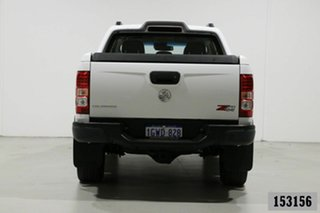 2018 Holden Colorado RG MY18 Z71 (4x4) White 6 Speed Manual Crew Cab Pickup