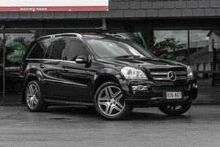 2007 Mercedes-Benz GL-Class X164 GL500 Black 7 Speed Sports Automatic Wagon.