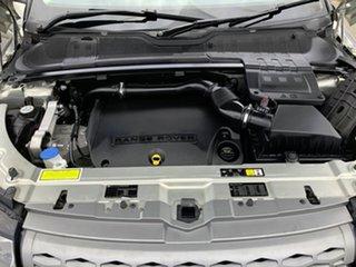 2012 Land Rover Evoque LV SD4 Prestige Silver 6 Speed Automatic Wagon