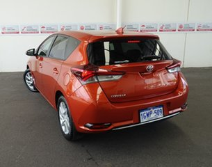 2017 Toyota Corolla ZRE182R Ascent Sport S-CVT Inferno 7 Speed Constant Variable Hatchback