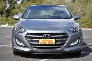 2015 Hyundai i30 GD3 Series II MY16 Premium DCT Silver 7 Speed Sports Automatic Dual Clutch.