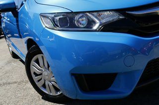 2014 Honda Jazz Vibe Hyper Blue 5 Speed Automatic Hatchback.