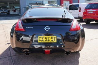2010 Nissan 370Z Z34 MY10 Black 6 Speed Manual Coupe
