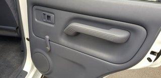 2000 Toyota Landcruiser Prado KZJ95R RV (4x4) White 5 Speed Manual 4x4 Wagon