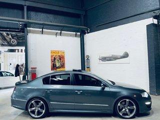 2009 Volkswagen Passat Type 3C MY09 R36 DSG 4MOTION Grey 6 Speed Sports Automatic Dual Clutch Sedan.
