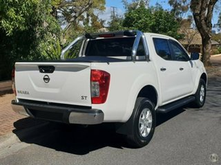 2020 Nissan Navara D23 S4 MY20 ST 4x2 Polar White 6 Speed Manual Utility
