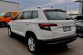 2020 Skoda Karoq NU MY20.5 110TSI FWD Candy White 8 Speed Automatic Wagon.