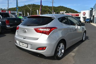2013 Hyundai i30 GD SE Coupe Silver 6 Speed Sports Automatic Hatchback