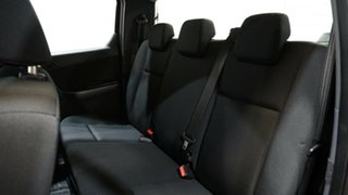 2020 Mazda BT-50 UR0YG1 XT Jet Black 6 Speed Sports Automatic Utility
