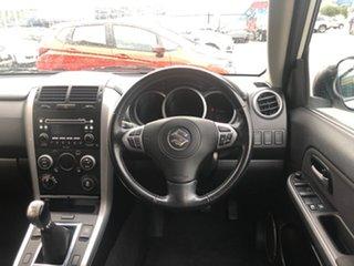 2012 Suzuki Grand Vitara JB MY09 White 5 Speed Manual Wagon