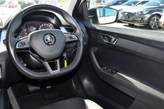 2017 Skoda Fabia NJ MY17 81TSI DSG White 7 Speed Sports Automatic Dual Clutch Hatchback