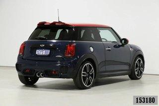 2018 Mini 3D Hatch F56 MY18 John Cooper Works Blue 8 Speed Automatic Hatchback