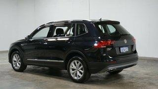 2019 Volkswagen Tiguan 5N MY19.5 132TSI Comfortline DSG 4MOTION Allspace Deep Black 7 Speed.