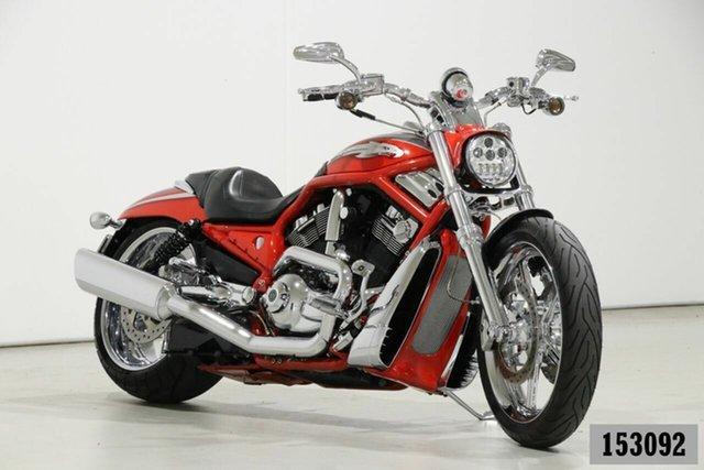 Used Harley-Davidson Bentley, Used 1250 Screaming Eagle V Rod