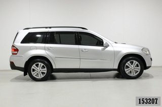 2007 Mercedes-Benz GL320 CDI 164 320 CDI Silver 7 Speed Automatic G-Tronic Wagon