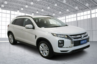 2020 Mitsubishi ASX XD MY20 LS 2WD Starlight 1 Speed Constant Variable Wagon.