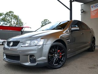2012 Holden Commodore VE II MY12 SS Alto Grey 6 Speed Sports Automatic Sedan