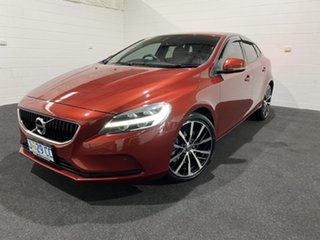 2016 Volvo V40 M Series MY16 D2 Adap Geartronic Kinetic Red 6 Speed Sports Automatic Hatchback