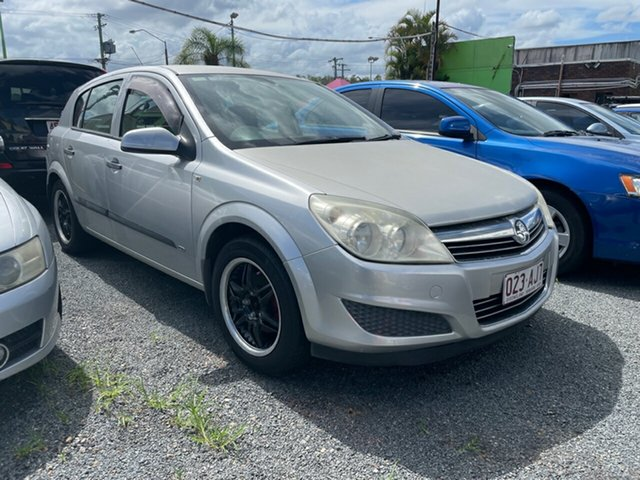 Used Holden Astra AH MY07.5 CD Underwood, 2007 Holden Astra AH MY07.5 CD Silver 4 Speed Automatic Hatchback
