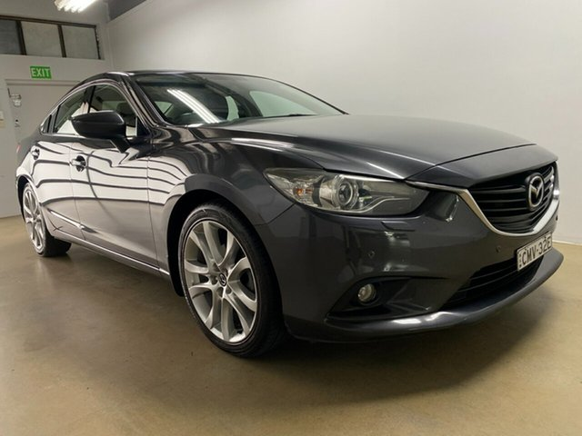 Used Mazda 6 6C GT Phillip, 2013 Mazda 6 6C GT Grey 6 Speed Automatic Sedan