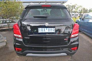 2020 Holden Trax TJ MY20 LTZ Black 6 Speed Automatic Wagon.