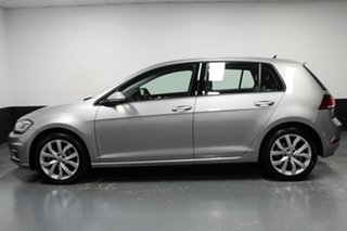 2017 Volkswagen Golf 7.5 MY17 110TSI DSG Highline Tungsten Silver 7 Speed
