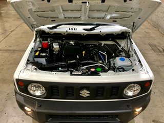 2020 Suzuki Jimny JB74 GLX White 4 Speed Automatic Hardtop