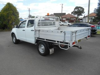 2016 Isuzu D-MAX TF MY15.5 SX HI-Ride (4x2) White 5 Speed Automatic Crew Cab Chassis.