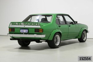 1977 Holden Torana LX Tribute SL/R 5000 Green 3 Speed Automatic Sedan