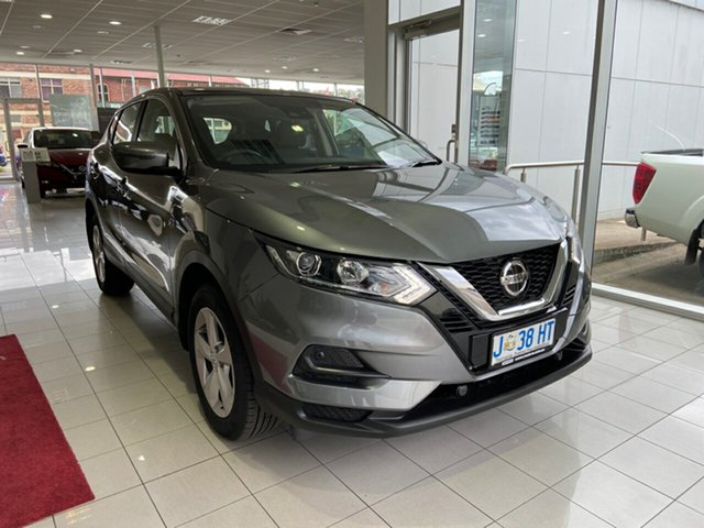 Demo Nissan Qashqai J11 Series 3 MY20 ST X-tronic Launceston, 2020 Nissan Qashqai J11 Series 3 MY20 ST X-tronic Gun Metallic 1 Speed Constant Variable Wagon