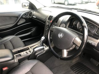 2006 Holden Commodore VZ MY06 Executive Black 4 Speed Automatic Sedan