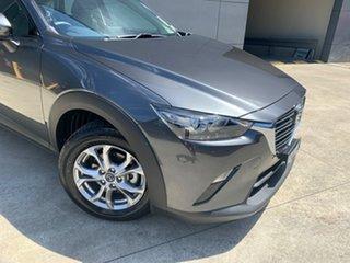 2020 Mazda CX-3 DK2W7A Maxx SKYACTIV-Drive FWD Sport Machine Grey 6 Speed Sports Automatic Wagon.