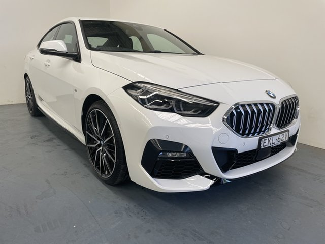 Demo BMW 2 Series F44 220i Gran Coupe DCT Steptronic M Sport Newcastle West, 2020 BMW 2 Series F44 220i Gran Coupe DCT Steptronic M Sport Alpine White 7 Speed
