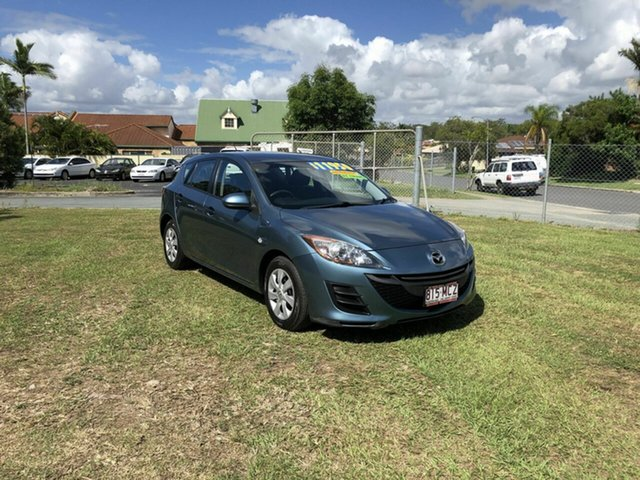 Used Mazda 3 BL10F2 Neo Activematic Kippa-Ring, 2011 Mazda 3 BL10F2 Neo Activematic Blue 5 Speed Sports Automatic Sedan