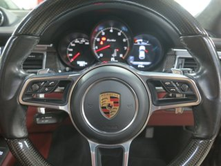 2016 Porsche Macan 95B MY17 Turbo PDK AWD Grey 7 Speed Sports Automatic Dual Clutch Wagon