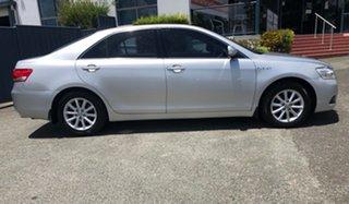 2010 Toyota Aurion GSV40R MY10 AT-X Silver 6 Speed Sports Automatic Sedan.