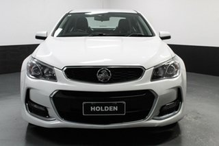 2016 Holden Commodore VF II MY16 SV6 6 Speed Sports Automatic Sedan.