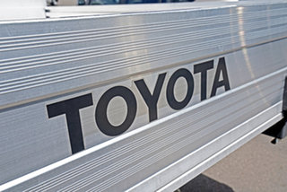 2015 Toyota Hilux GUN125R Workmate White 6 Speed Sports Automatic Cab Chassis