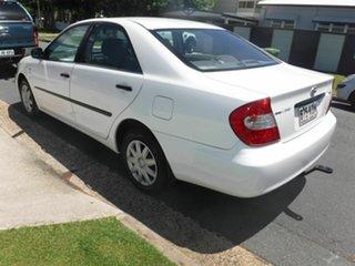 2003 Toyota Camry ACV36R Altise White 5 Speed Automatic Sedan