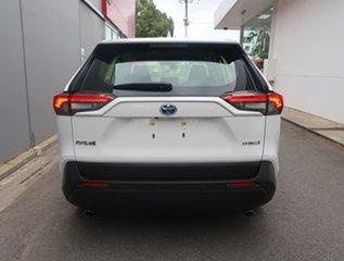 2019 Toyota RAV4 Axah52R GX 2WD White 6 Speed Constant Variable Wagon Hybrid