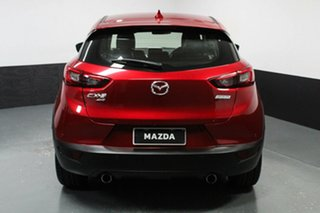 2015 Mazda CX-3 DK4W7A Akari SKYACTIV-Drive i-ACTIV AWD Red 6 Speed Sports Automatic Wagon