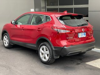 2019 Nissan Qashqai J11 Series 2 ST X-tronic Red 1 Speed Constant Variable Wagon